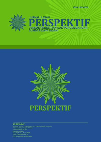perspektif journal of indonesian
